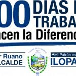 100 DIAS DE TRABAJO
