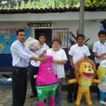 piñatas escuela san felipe 2